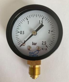 """Manometer 50 mm 1/4"""""""